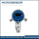 Précision personnalisé en acier inoxydable avec affichage numérique de l'interrupteur de pression de sortie de relais MPM583