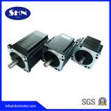 57mm 12V 24V CC sin escobillas de pasos de NEMA híbrido Motor dc o pincel
