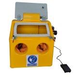 Blast portable Cabinet, Cabinet petit jet de sable