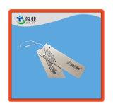 의복 노파 꼬리표 또는 주문을 받아서 만드는 꼬리표 인쇄
