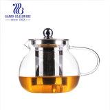 De in het groot Theepot van het Glas van 780ml Pyrex Borosilicate met Ceramische Infuser (GB550080780)