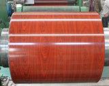 De houten Rol van het Aluminium van de Korrel en Alle Kleuren van het Broodje van het Blad van het Aluminium
