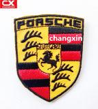 最もよい価格の工場配達の専門の刺繍の紋章