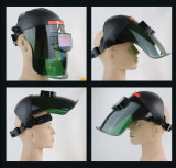 Leve o capacete de soldagem fotoeléctrica automática com Escurecimento Instantâneo