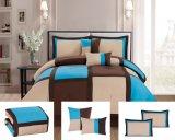 Coleta Domiciliar manta de retalhos extras definidos a partir de casa fábrica têxtil