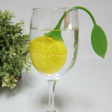 Promotion en forme de citron thé infuser le thé en vrac de la crépine du filtre