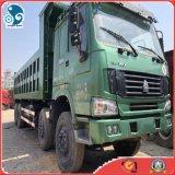 Китай кузов самосвала использованы Dumper HOWO Sinotruk самосвал с левого рулевого управления (40 тонн)
