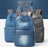 2018 новые джинсы рюкзак мягкая сумка школьного образования для женщин и мужчин на открытом воздухе