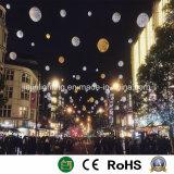 Weihnachtslicht für Straßen-und Aufbau-Dekoration