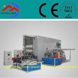 회전시키고는, 낮은것 노동, 낮은 에너지 소비, 고능률 및 고품질 기계를 위한 특별한 자동적인 콘 관 생산 라인
