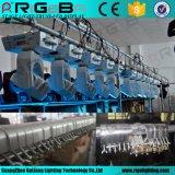 Braçadeiras da iluminação do estágio da alta qualidade/gancho de alumínio da iluminação da braçadeira