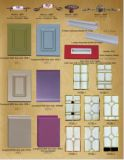 E1ヨーロッパの標準高い光沢のある木製の食器棚Yb1707014