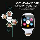 Moda reloj teléfono Bluetooth con el apoyo de la tarjeta SIM (X6)