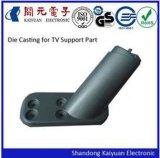 Suporte de suporte para computador de TV Revestimento em pó de fundição em alumínio