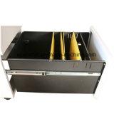 Шкаф для картотеки ящика шкафа для картотеки/металла 3 белого ящика цвета 3 стальной передвижной/мощный шкаф для картотеки ящика металла 3
