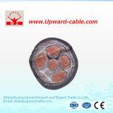PVC 칼집 힘에 의하여 격리되는 유연한 전기선