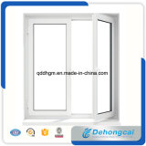 Venster van het Glas van China het het best Waterdichte Enige/Glijdend Venster Window/PVC