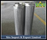 Cartuccia di filtro dalla rete metallica dell'acciaio inossidabile 316, acqua/gas/setaccio di olio