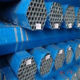 Prezzo del tubo d'acciaio di programma 40 della l$signora Round Hollow Steel Tube