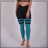 2018 New Style Women Gym Wear Women Sports Wear High Waist Pants Yoga