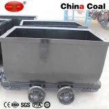 Mgc 1.1 Kubikmeter-örtlich festgelegtes Gruben-Schienen-Auto von China
