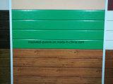Декоративная пена PU панели стены изоляции жары