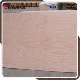 Okoume Comercial para los muebles de madera contrachapada