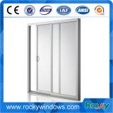Finestra di scivolamento di alluminio su ordinazione di professione di prezzi bassi del fornitore della Cina