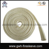 Pure 96% Pure Sio2 Silica Fiber Braided Sleeves