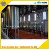 Mini/micro strumentazione tedesca professionale commerciale della birra del commestibile per la fabbrica di birra del mestiere