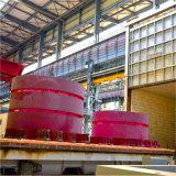 供給の鋳造および鍛造材のボールミルのスペアーの空シャフト