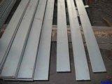 Q195, Q235, Q235B para rallar, construyendo, estructura de acero que raja el acero de barra plana
