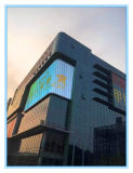 Colore completo esterno che fa pubblicità alla visualizzazione di LED (schermo del LED, segno del LED)