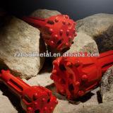 89mm Tasten-Bits des Gewinde-T51 für bohrenden Stein