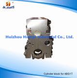 Isuzu 4bg1t 4bd1 8-97130328-4 8-97123954-2를 위한 엔진 바디 실린더 구획