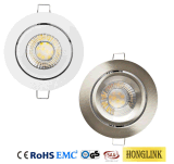 IP44 Hot Sales Downlight empotrable de techo LED ultra delgado de 30 mm.