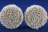 多孔性の泡陶磁器フィルターアルミナの鋳造のための陶磁器の泡フィルター
