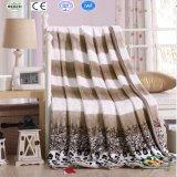 Мода постельные принадлежности одеяло в толстых фланелевая подкладка из флиса зимой