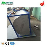 Container van de Deeltjes van het roestvrij staal de Plastic