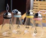 Бутылка Gass стеклянной бутылки перемещения портативная