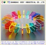 Erstklassiges dekoratives 100% neues Jungfrau-Material warf Acrylblatt