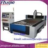 O melhor fornecedor de China Jinan Ruijie do metal do corte do laser da fibra assina a máquina