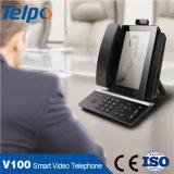 최신 판매 VoIP 공급자 사업 인조 인간 시스템 전화 IP 영상 내부통신기