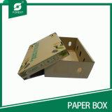 Fruta feita sob encomenda do papel ondulado da alta qualidade/caixa vegetal