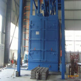 Het Vernietigen van het Schot van het Type van Haak van het staal Roterende Schoonmakende Machine