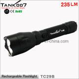 Nachladbare Polizei-Taschenlampe Tank007 (TC29B)