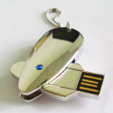 Super Mini UDP disco impermeable del flash del USB con la insignia libre