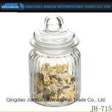 Freies Glasglas für Speichernahrung, Gewürze