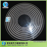 De Shandong 4mm máscara 2017 de lâmpada de vidro branca lisa