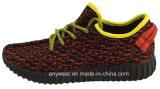 Chaussures de sports de gymnastique de Flyknit de femmes et d'hommes de la Chine (M-16704)